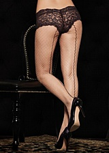 Collant r�sille Shorty Lace